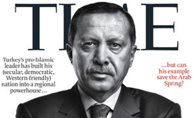 Erdogan second on Time's ongoing poll