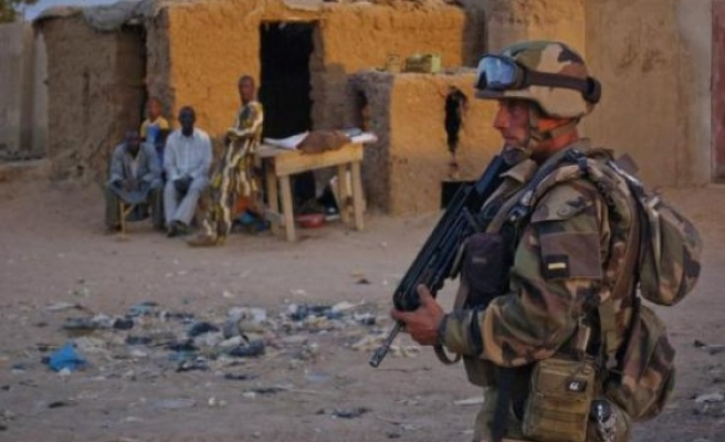 Landmine kills four UN soldiers, wounds 15 in Mali -UPDATED