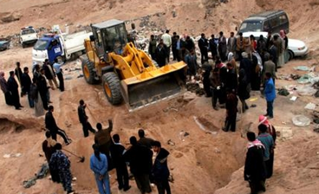 Iraq police discover 43 bodies within 2 days