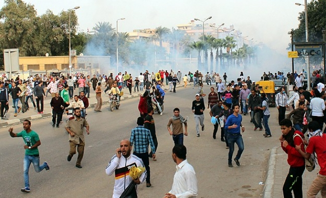 Ten students arrested in southern Egypt