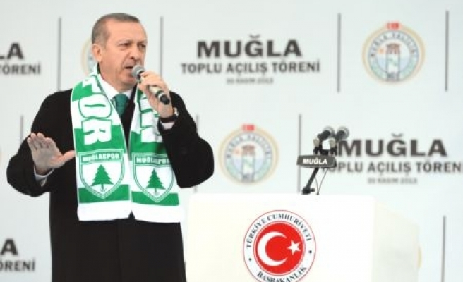 Erdogan: We walk to future with inspiration from history