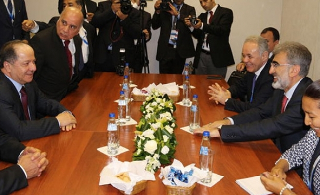 Turkey and Iraq agree on KRG oil-UPDATED
