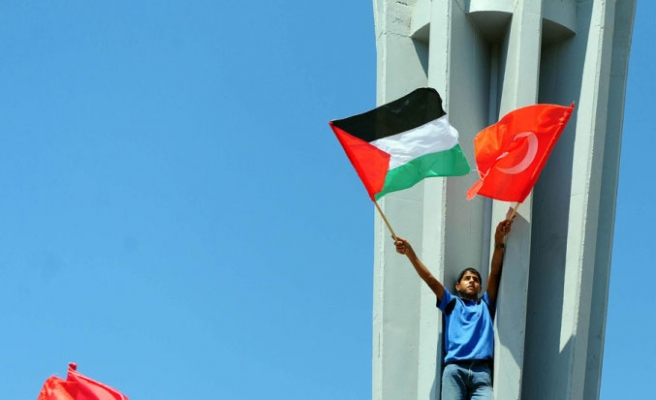 Turkey most supportive non-Arab state of Palestinians