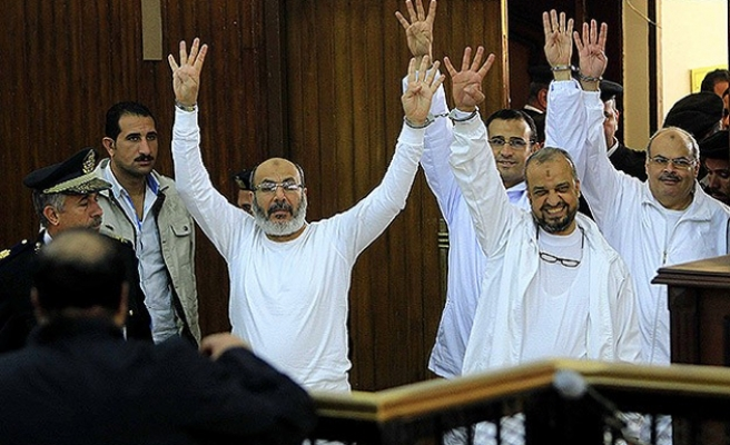118 Muslim Brotherhood members arrested in Egypt