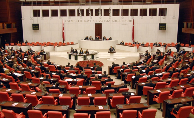 Turkish parliament says Assad committed crimes against humanity