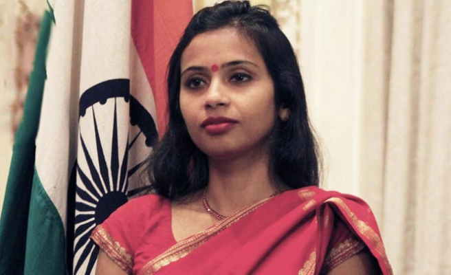 Indian diplomat's claim of immunity challenged in U.S.