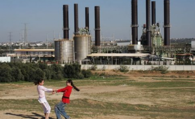 Natural gas reserve field found in Gaza waters