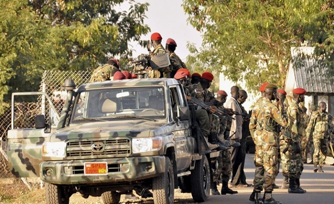 S. Sudan in ceasefire with Jonglei rebels