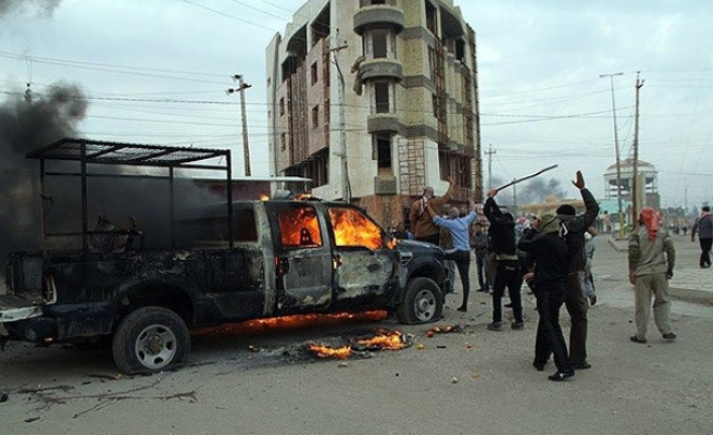 Clashes claim 8 lives in Iraq's Anbar