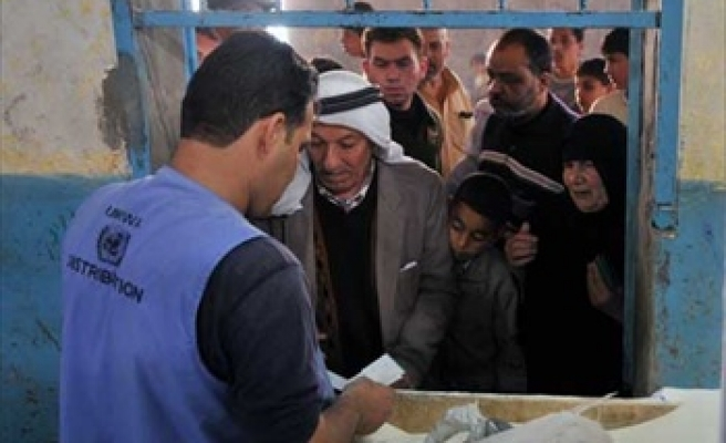 UNRWA strike leaves Palestinian refugees helpless