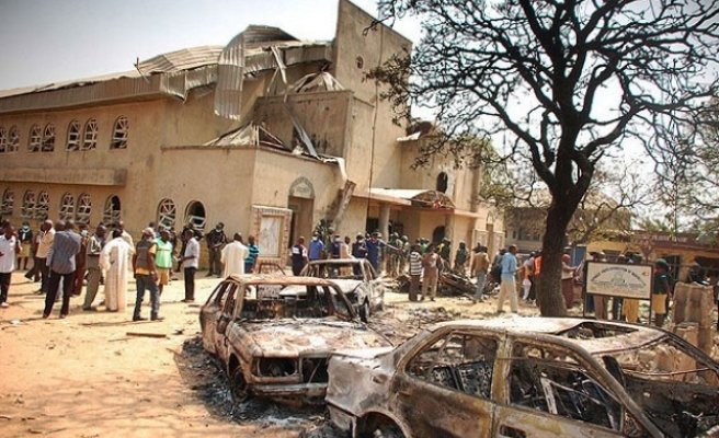 70 killed during clashes in C.African Republic town