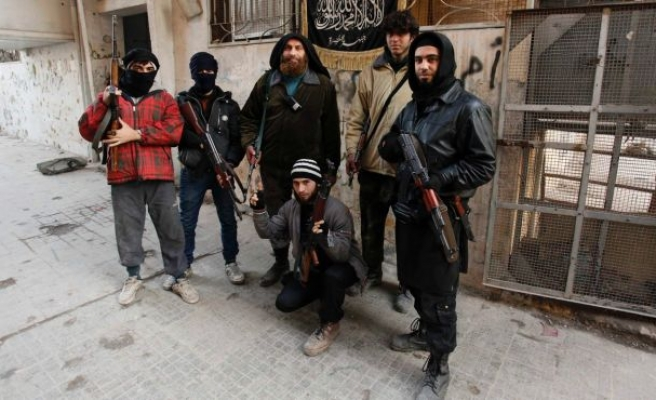 Spain arrests French recruiting for Syria rebels- UPDATED