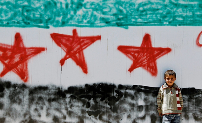 Main rebel groups in Syria