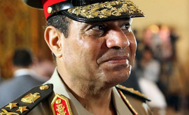 Sisi promoted to field marshal