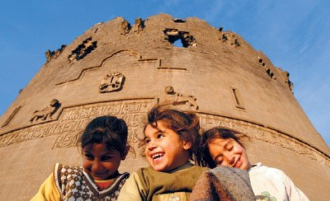 City walls in Diyarbakir candidate for UNESCO