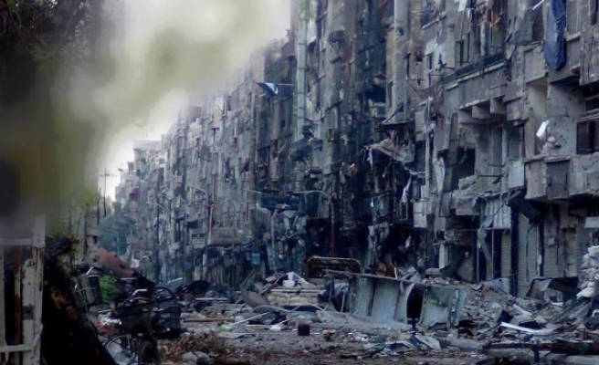 UN agency says unable to deliver aid into Yarmouk