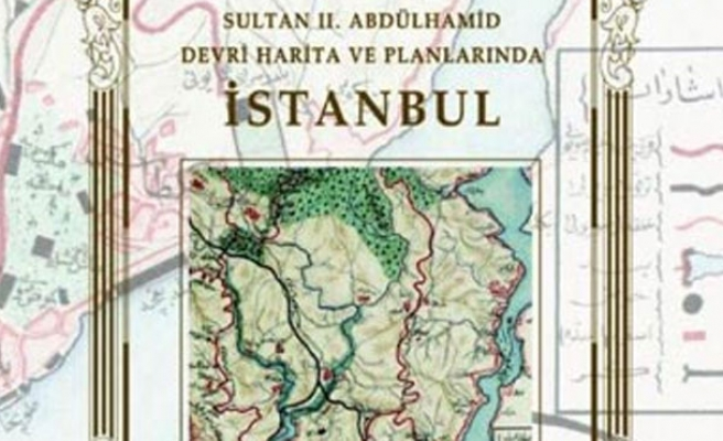 150 maps belonging to Sultan Abdulhamid II published