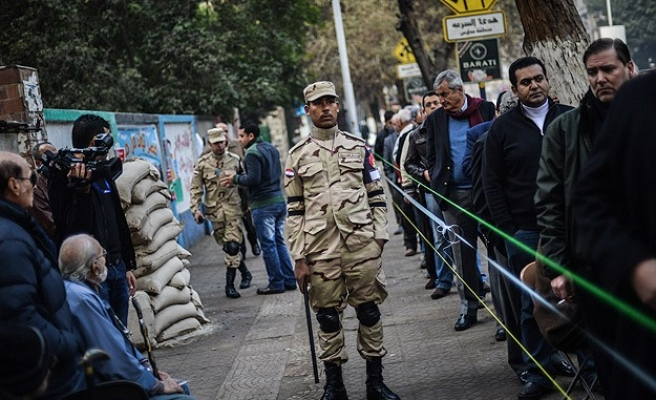 Clashes mar Egypt constitutional referendum-UPDATED