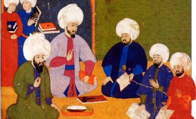 How the Ottomans handled depictions of the Prophet Muhammad