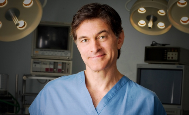 Dr Oz seventh on Forbes' most influential celebrities list