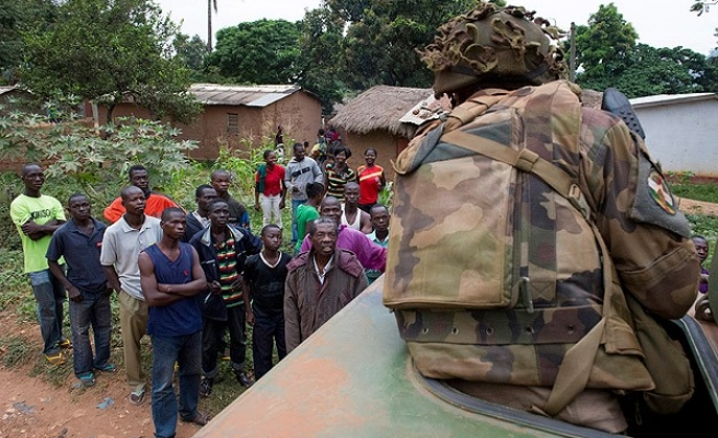 French envoy wants 10,000 UN troops in CAR