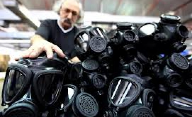 Israel to stop distributing gas masks to public