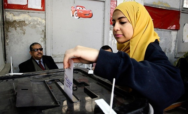 Egyptians vote for 2nd day in presidential election