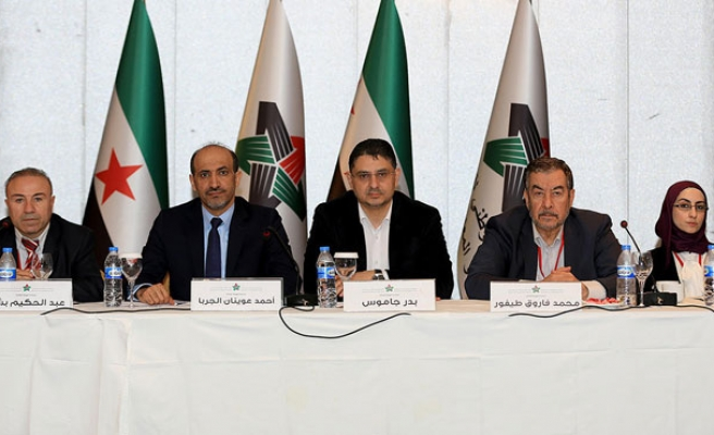 Syrian opposition to attend Geneva II