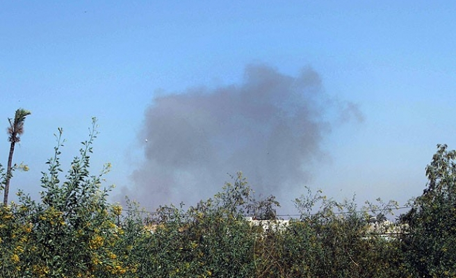 Israeli air force strikes Gaza, 2 Palestinians killed