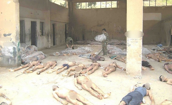 New documents showing torture in Syria obtained