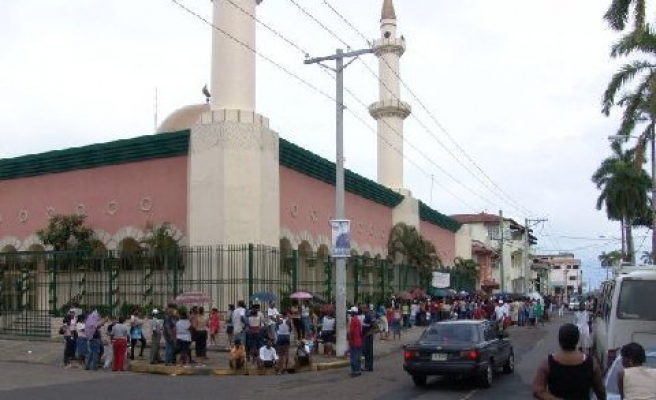 Women lead way for first mosque for natives in Panama