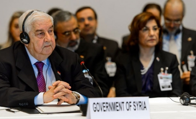 Syria says will leave if no 'serious sessions' at Geneva