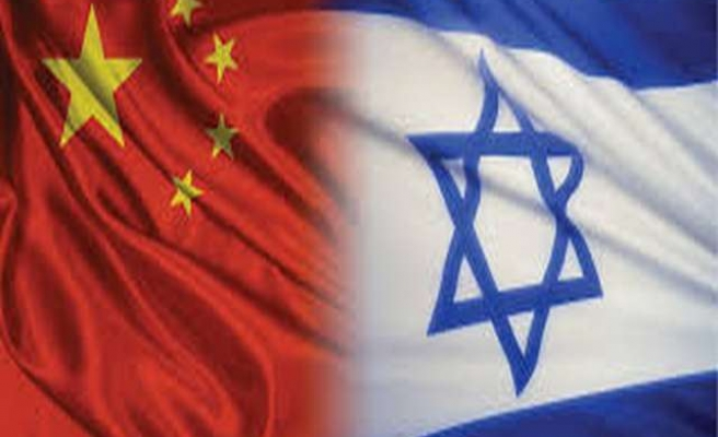 China hopes to enhance cooperation with Israel