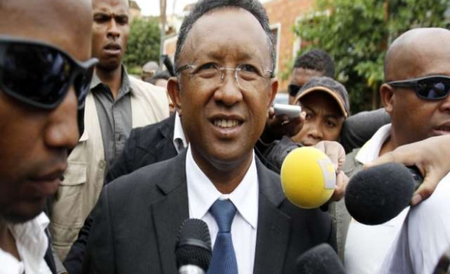 Madagascar PM presents new government