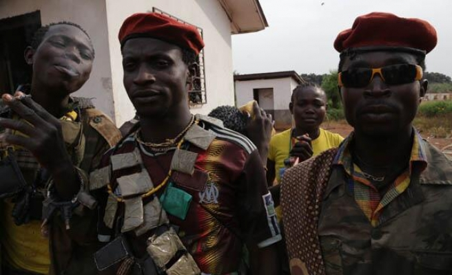 Central African Muslims killed by Christian militia