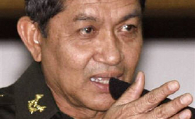 Thai military chief affirms election within this year