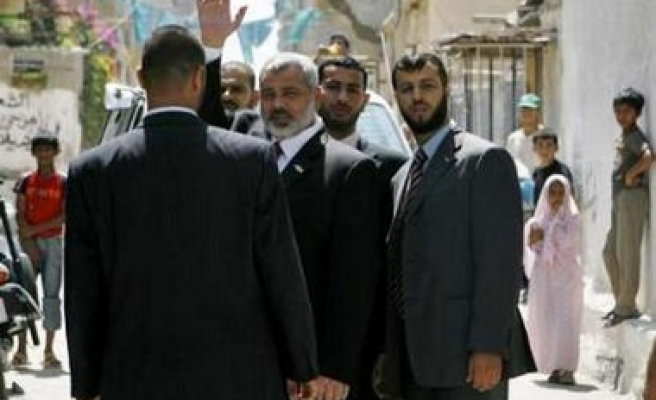 Report: Hamas forming new security service for Gaza