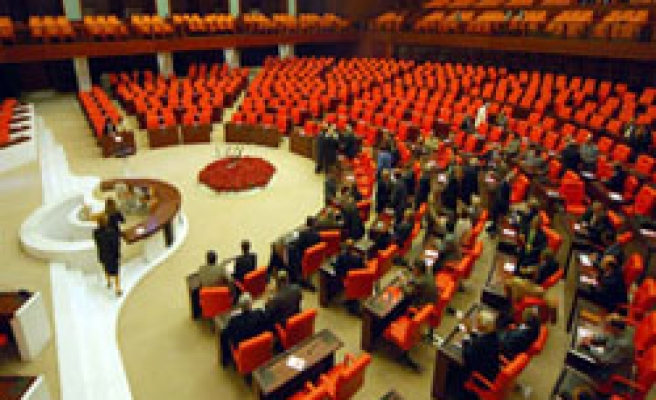 The First 40 days of the Turkish Parliament