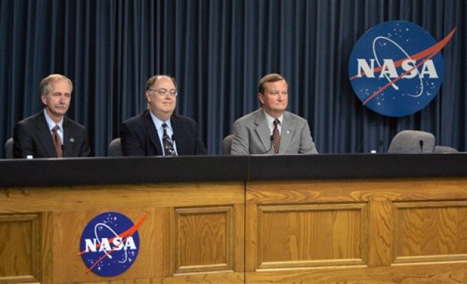 NASA to test tile patch on next mission