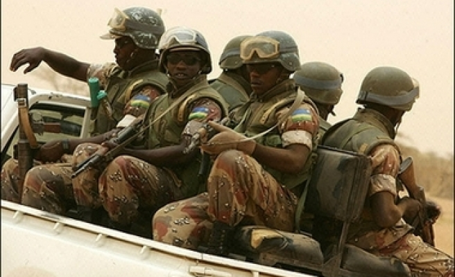 U.N. approves up to 26,000 troops, police for Darfur
