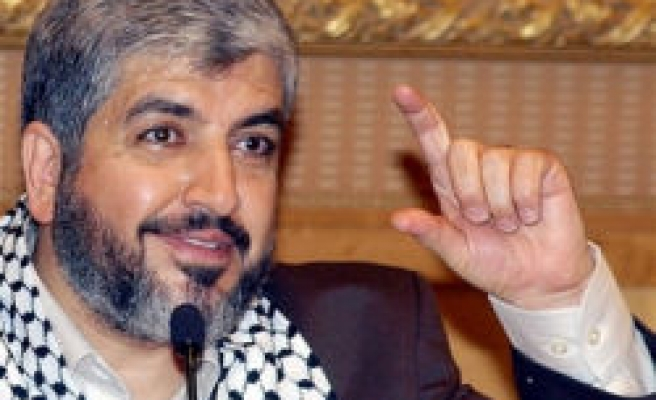 Hamas to Arab nations: Act like Russia for talks