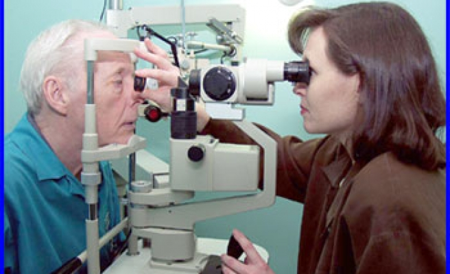 Study: eye problems could mean earlier death