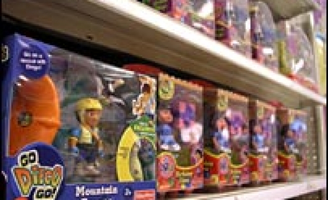 Toys recalled over safety fears