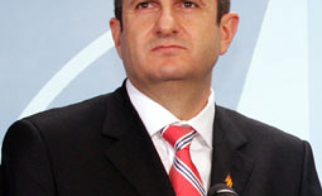 Former Macedonian PM faces fraud charges