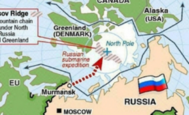 U.S. sees no 'legal standing' for Russia in Arctic