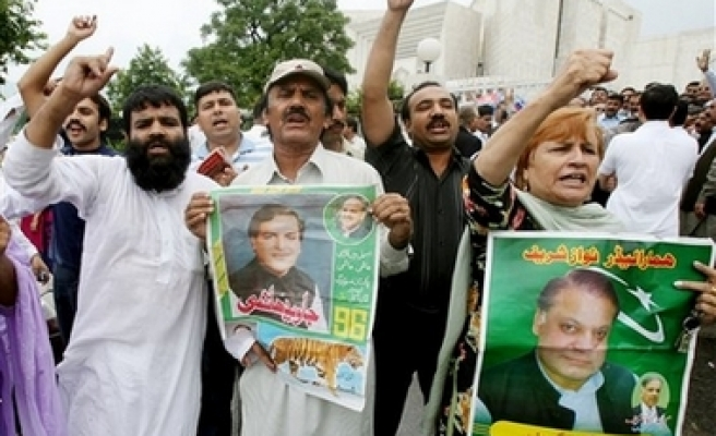 Pakistani court releases opposition leader on bail