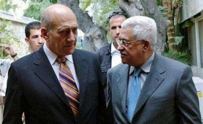 Paper: Abbas, Olmert to meet in Jericho on Sunday