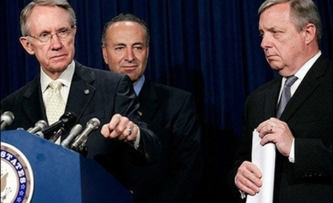 US congress gives spying power to Bush admin
