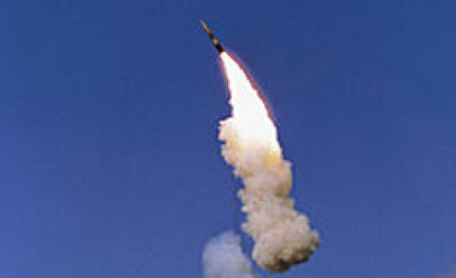 Russian submarine test-launches intercontinental missile