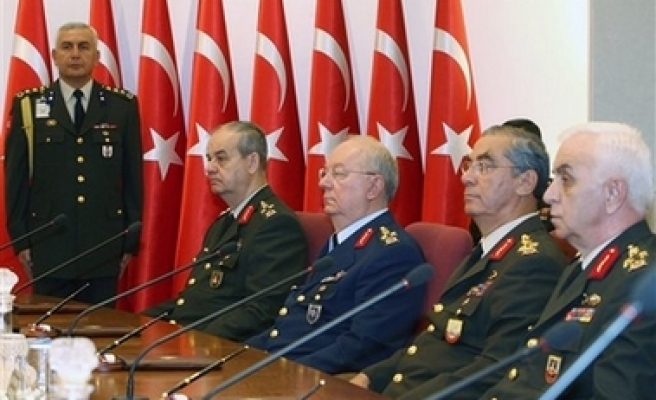 S. Military Council's decisions should be subject to judicial review